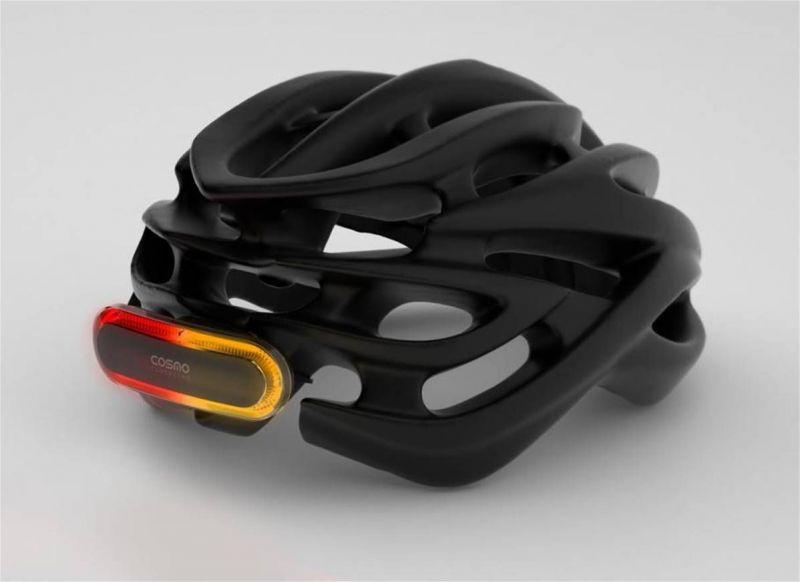 Feu arrière connecté Cosmo Connected Bike avec télécommande - 2