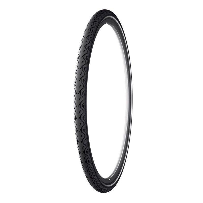 Pneu Michelin Protek 26 x 1.40 TR Noir/Réfléchissant