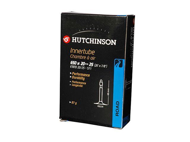 Chambre à air Hutchinson Standard 650 x 20/25C Presta 48 mm
