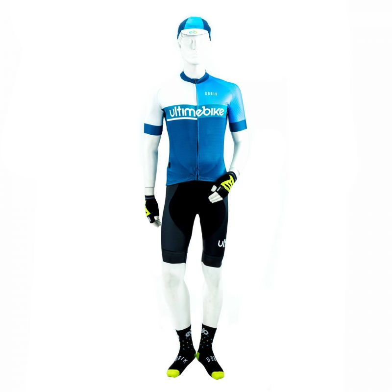 Maillot Ultime Bike Rocket by Gobik Manches courtes - 5