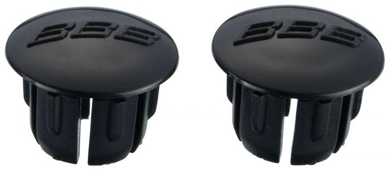 Bouchons de cintre BBB (Paire) Noir - BHT-91S
