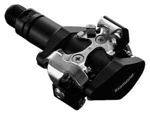 Pédales Shimano SPD PD-M505 Noire