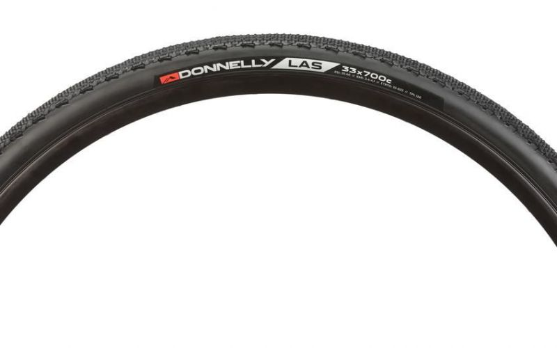 Pneu cyclocross Donnelly LAS Clincher 700 x 33C 120 TPI TS - 1