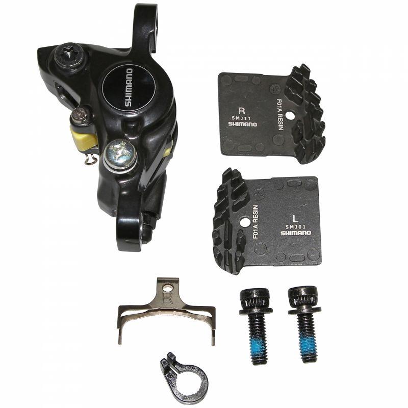 Étrier de frein hydraulique seul Avant ou Arrière Shimano BR-R785 PM Gris - 1