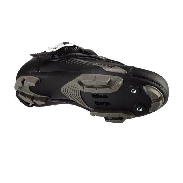 Chaussures VTT Exustar Sport E-SM3116B Noir - 1