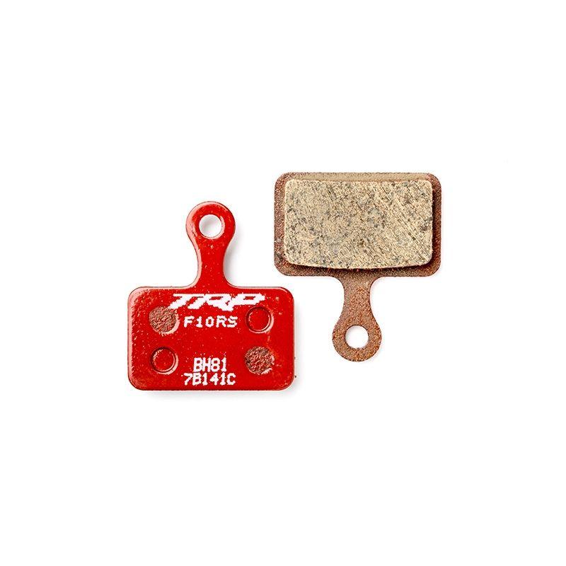 Plaquettes de frein TRP F10RS Semi-métallique