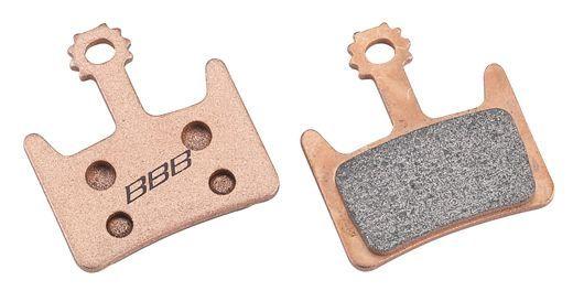Plaquettes BBB comp. Hayes Prime Pro/Prime Expert métalliques - BBS-494S