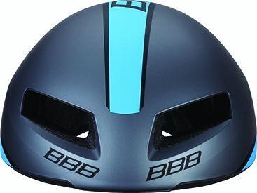 Casque BBB Tithon Gris mat/Bleu- BHE-08 - 2