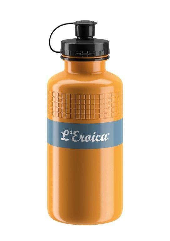 Bidon Elite L'Eroica Vintage 500 ml Sable