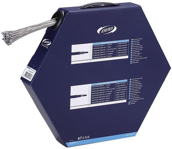 Boîte de 100 câbles dérailleur BBB SpeedWire type Campa 1.1x2000 mm - BCB-32C