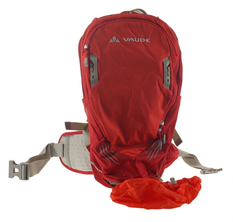 Sac à dos d'hydratation Vaude Aquarius 6+3 L Rouge - 3