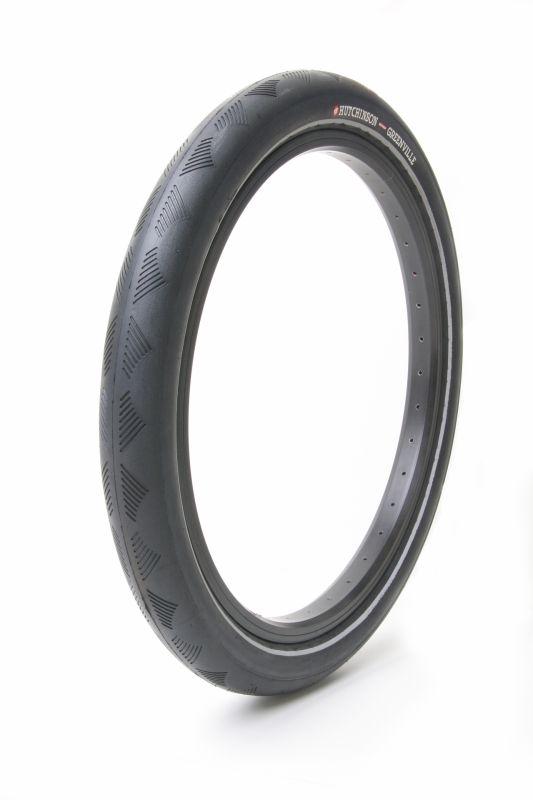Pneu Hutchinson Greenville 16 x 1.75 TR TT Protect'Air Noir/Reflex