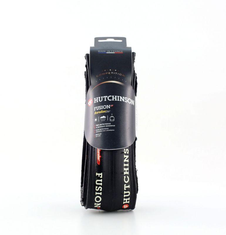 Pneu Hutchinson Fusion 3 650x23 TT KEVLAR ProTech TS noir