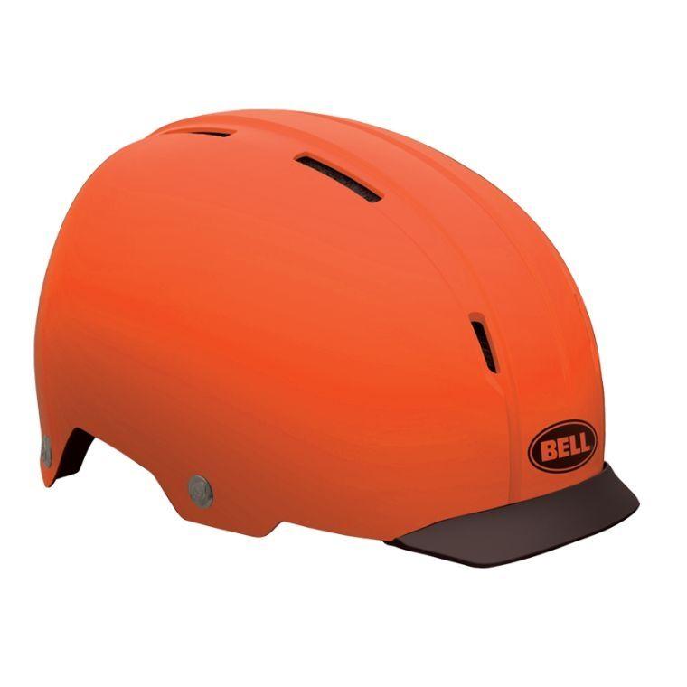 Casque Bell INTERSECT Orange mat