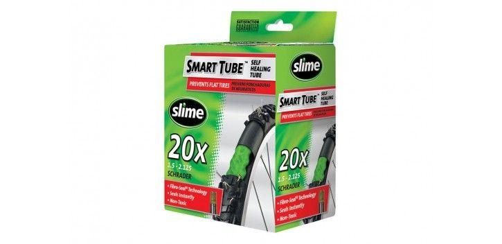 Chambre à air anti-crevaison Slime Smart Tube 20 x 1.50/2.125 Schrader