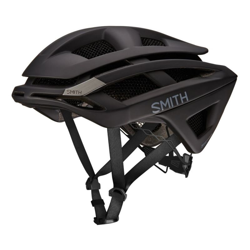 Casque Smith Overtake Mat Noir