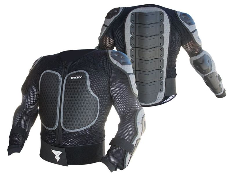 Protection dorsale TrickX Raven