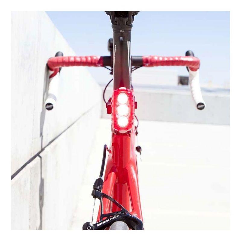 Niterider Solas 150 4 Arrière Tige de selle vélo Feu arrière rechargeable USB NOUVEAU