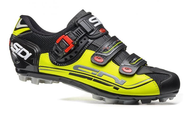Chaussures Sidi EAGLE 7 Noir/Jaune