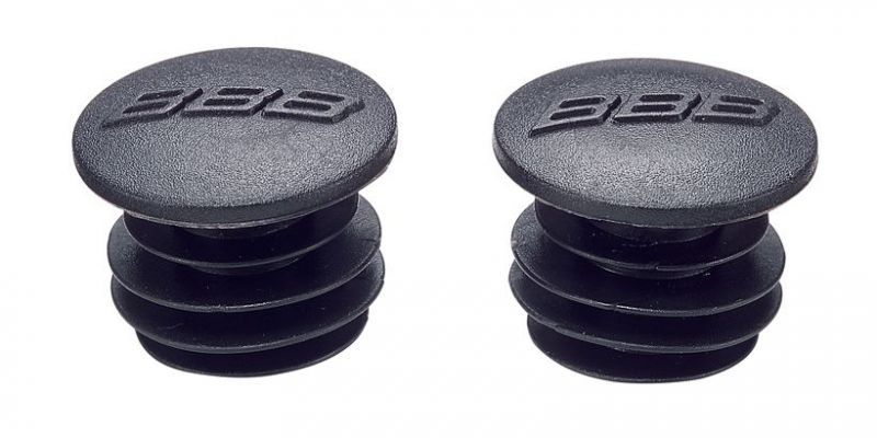 Bouchons de cintre BBB Plug and Play Noir - BBE-50