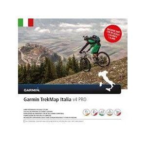 Cartographie Garmin Topo Italie v4 Pro