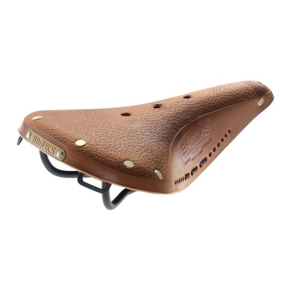Selle vélo en cuir Brooks B17 Aged – Dark Tan