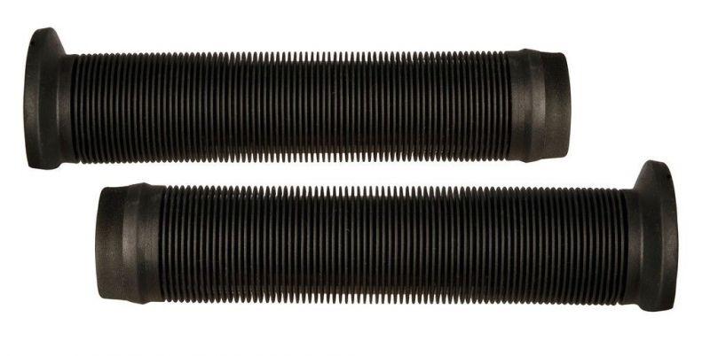 Poignées Herrmans BMX Ink HalfFlange 140 mm Noir