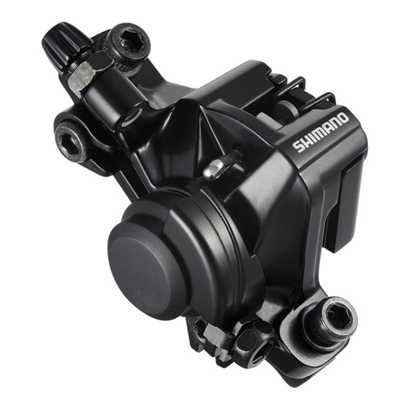 Étrier de frein à disque mécanique Shimano BR-M375 PM avant ou arrière Noir
