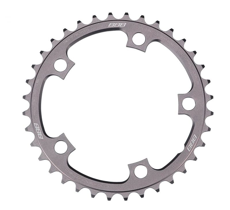 Plateau BBB CompactGear compatible Shimano 36T/110 - BCR-31