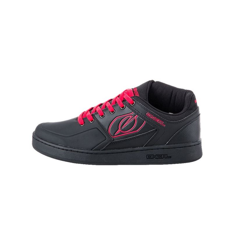 Chaussures O'Neal Pinned Pro Pedal Rouge