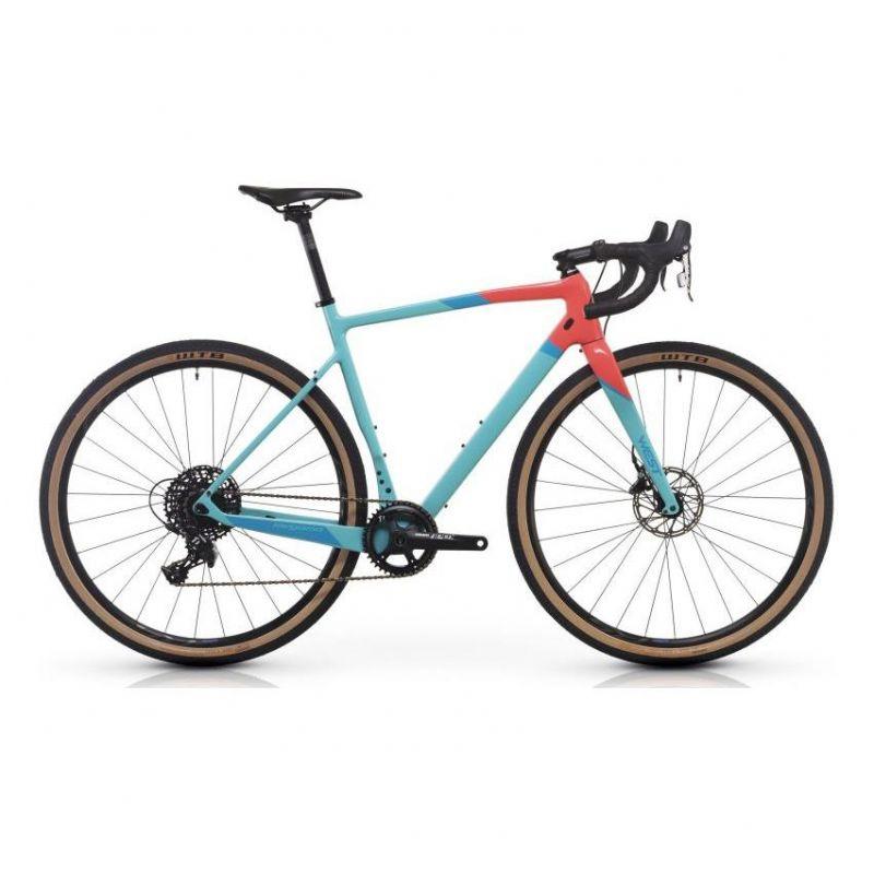 Vélo de Gravel Megamo West 10 Vert 2020