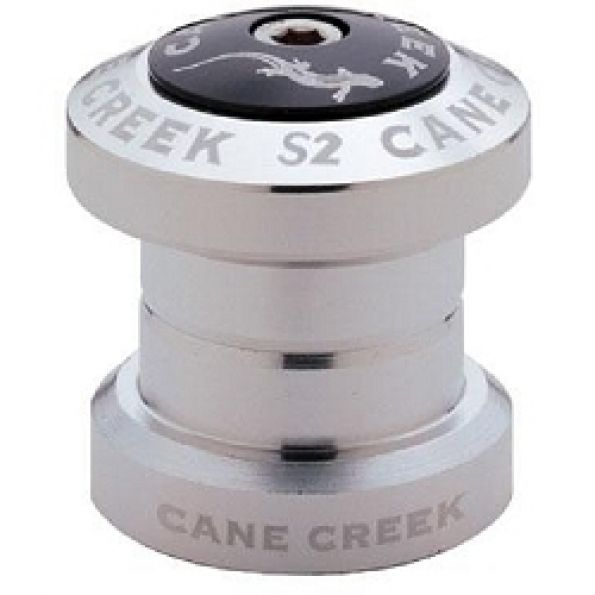 """Jeu de direction Cane Creek S-3 Ahead-Set 1""""1/8 Noir"""