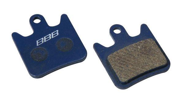 Plaquettes BBB comp. Hope Tech X2/Mini X2 organiques - BBS-58