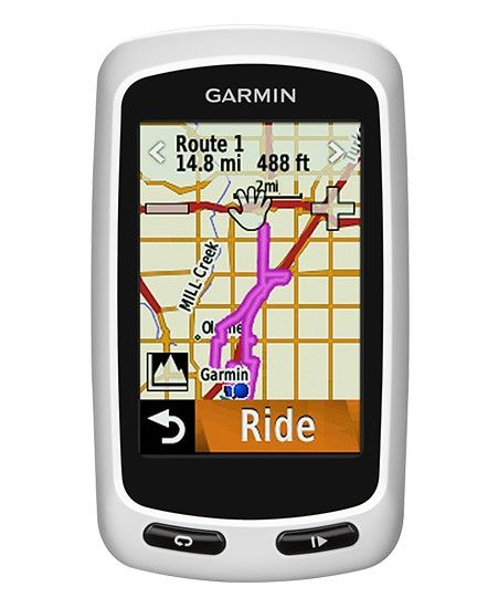 compteur de v lo et navigation gps garmin edge touring sur ultime bike. Black Bedroom Furniture Sets. Home Design Ideas