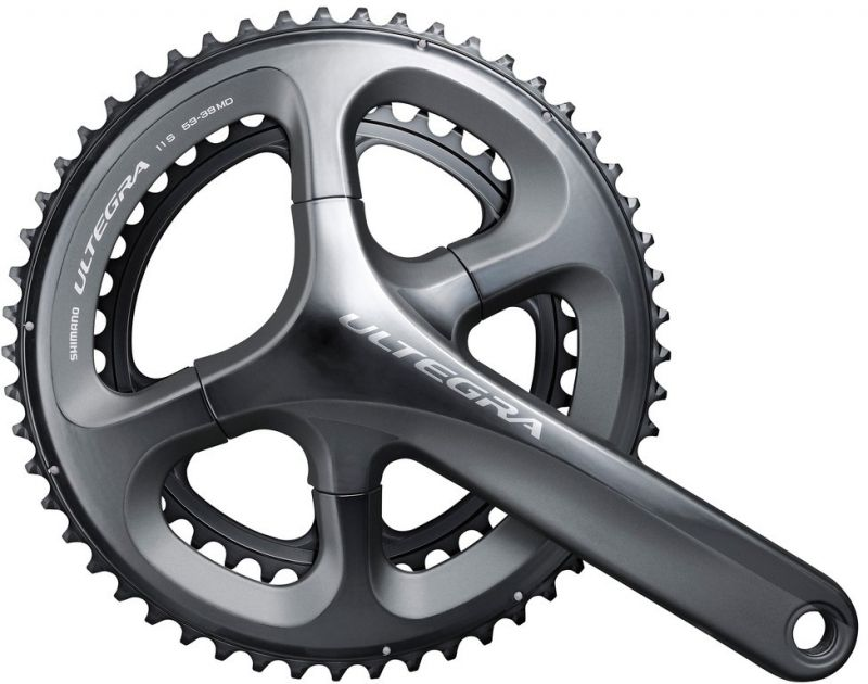 Pédalier Shimano Ultegra FC-6800 34/50 dents 172,5 mm