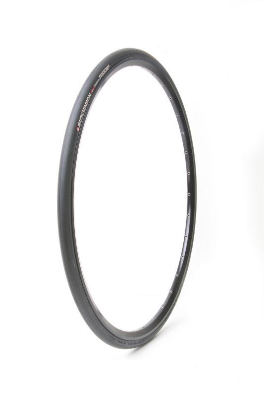 Pneu Hutchinson Fusion 3 700 x 23C TL Road Tubeless TS Noir