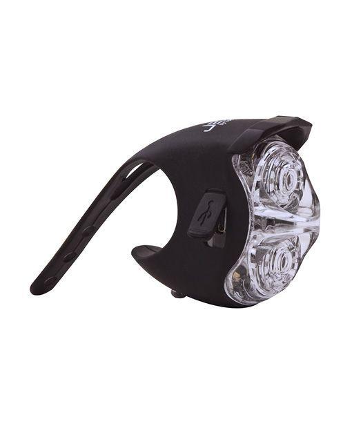 Éclairage avant Spanninga Jet Front 2 LEDs (Rechargeable USB) - 2