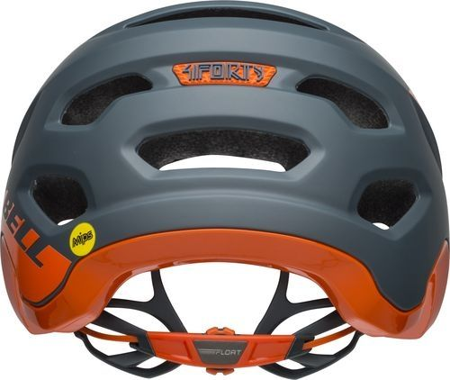 Casque Bell 4Forty Gris/Orange - 5