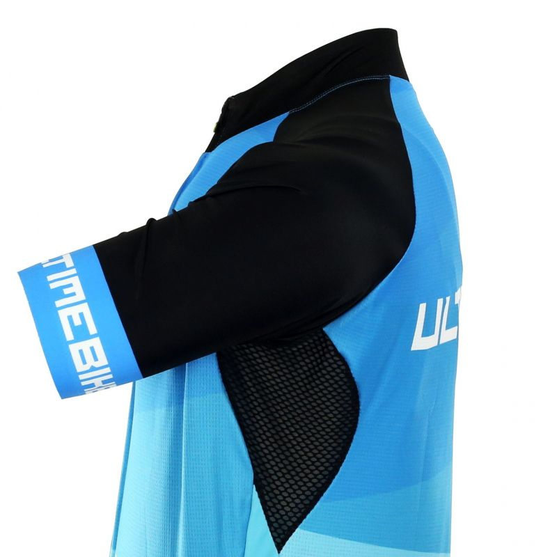 Maillot UltimeBike Plus Fit by TACTIC Manches courtes - 3