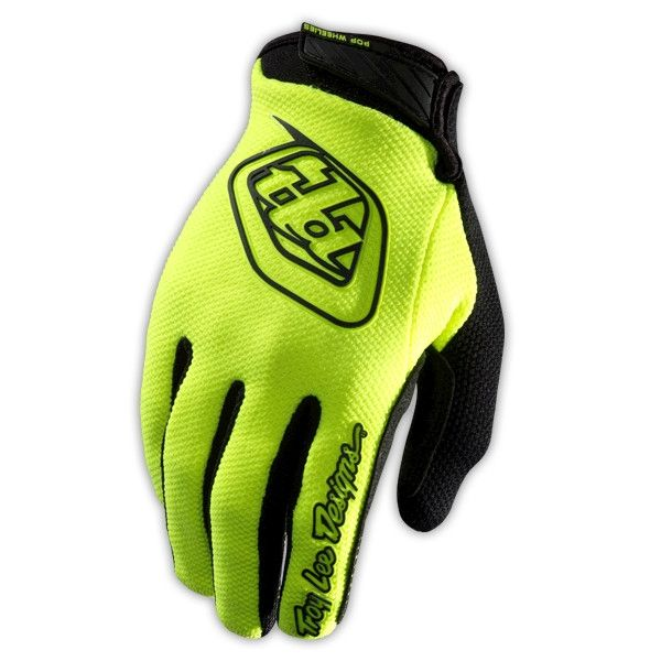 Gants Troy Lee Designs Air Youth Jaune