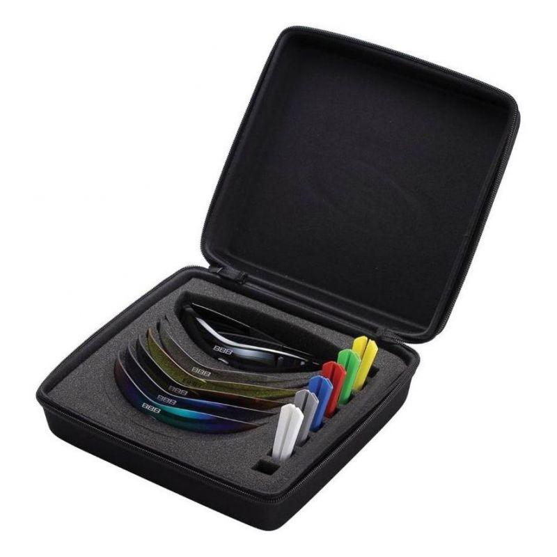 Coffret de lunettes BBB Select Noir - BSG-43BOX - 1