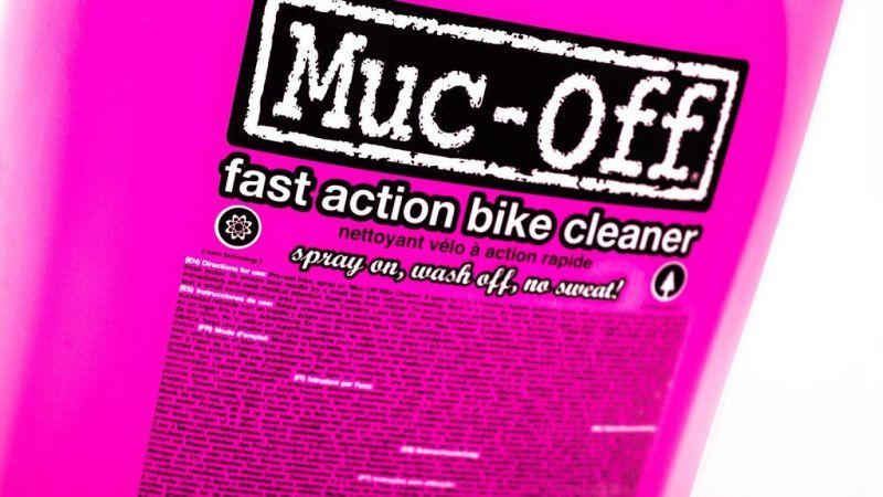Nettoyant pour vélo Muc-Off Nano Tech Bike Cleaner 5 L - 1