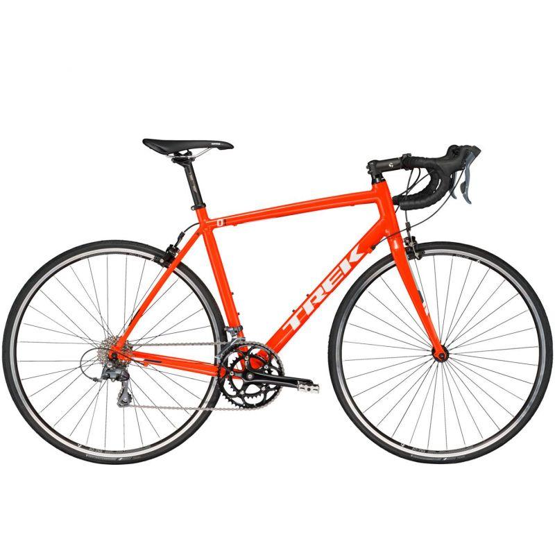 Vélo de route Trek 1.1 C H2 Orange
