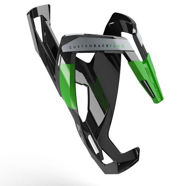 Porte-bidon Elite Custom Race Noir/Vert