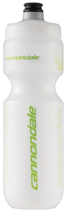 Bidon Cannondale Logo Fade Trans 710 ml Transparent/Vert