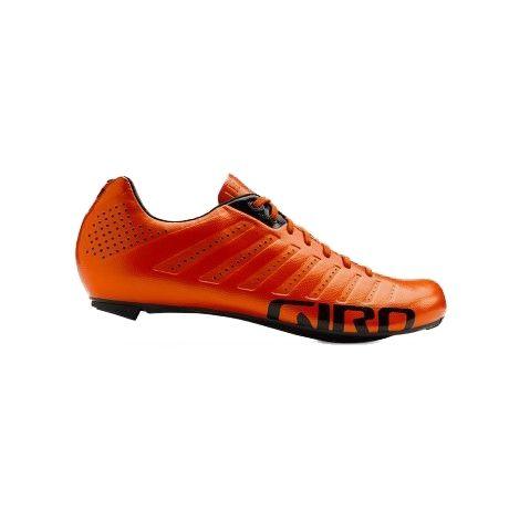 Chaussures route Giro Empire SLX Orange fluo/Noir