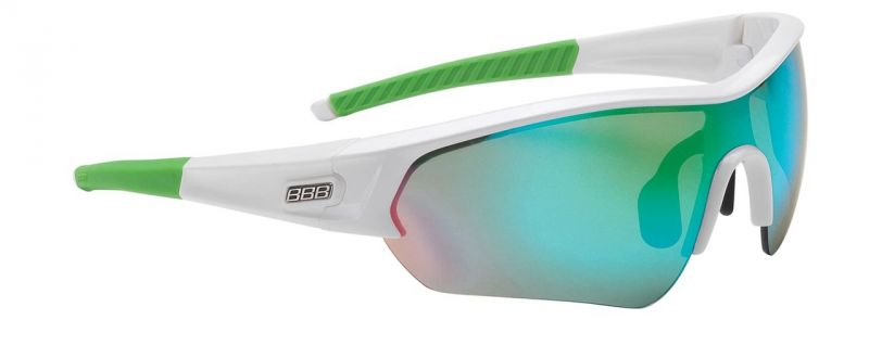 Lunettes BBB Select verre vert Revo Blanc/Vert - BSG-4375