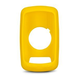 Housse de protection silicone Garmin Edge 800/810 Jaune