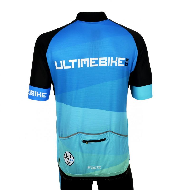 Maillot UltimeBike Plus Fit by TACTIC Manches courtes - 1