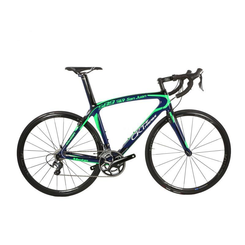 Vélo de route test CKT by Virenque 589 SEP San Juan Ultegra (taille L)